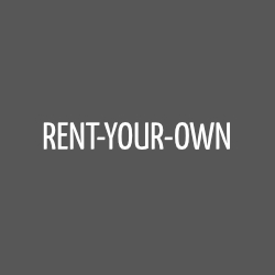 Rent your own product category